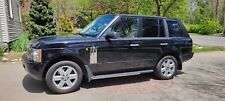 New listing 2003 Land Rover Range Rover Hse