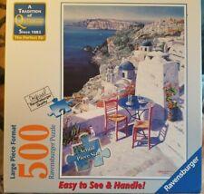 Ravensburger 500 Piece Jigsaw Puzzle Large Format Aphrodite's Vista Complete