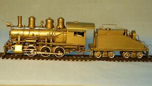 Brass ATSF Santa Fe 0-6-0 2100 class - Hallmark - Original Box & Packing