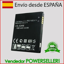 Batería FL-53HN para LG Optimus Speed 2X P990 | P920 Optimus 3D | G2X | P999-