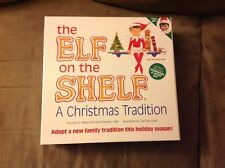 NEW Elf on the Shelf GIRL BOX ONLY Christmas Tradition blue eyes no book no doll