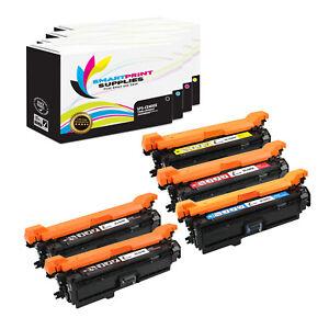 5Pk SPS 507X 507A CE400X CE401A CE402A CE403A Compatible for HP M551 Cartridge