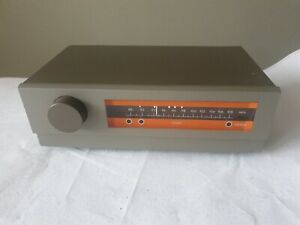 Quad FM3 Stereo Tuner Hi Fi . Ultra low Serial number 15355