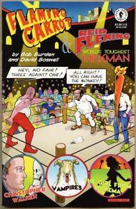 Flaming Carrot Comics #32-2002 nm+ 9.6 Last Issue Reid Fleming World's Toughest