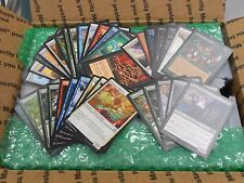 4000+ Card Magic the Gathering MTG Bulk Lot w/ C/Us, 100 Rares & 5 Mythics NM/SP