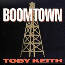 Boomtown by Toby Keith (CD, Mar-2003, PolyGram) in mint shape