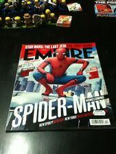 empire spiderman homecoming  magazine summer 2017 issue #40