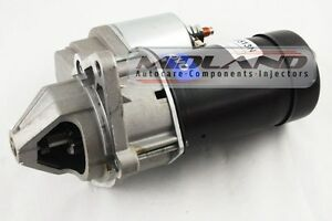 VAUXHALL ASTRA G & H 1.4 16v 98-2010 TWIN PORT ENGINE STARTER MOTOR BRAND NEW