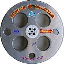 HD Drive-in Theatre Blu-Ray INTERMISSION film NEW 3-D Version Dater trailer 35mm