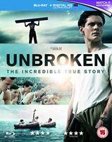 Unbroken [Blu-ray] [2014] [DVD][Region 2]