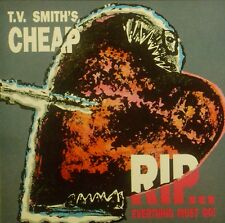 CD T.V.Smith's Cheap - Rip EVRYTHING Must Go