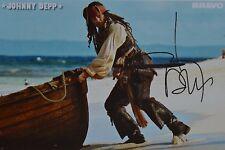 Johnny Depp-autografiada mapa-signed Autograph autógrafo recortes colección