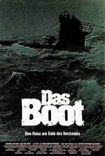 DAS BOOT Movie POSTER 27x40 Juergen Prochnow Herbert Gronemeyer Klaus Wennemann