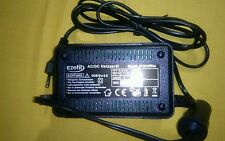 Transformador EZETIL 230V/12V AC/DC