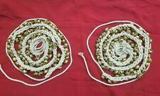 Kathak Ghungroo Pair, (50+50) (16 No. ) indian classical dance bells