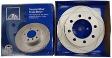 2 x ATE PremiumOne REAR BRAKE DISC - GMC YUKON XL 2500   2001-2013