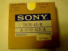 SONY DUR-43-R / A-6709-615-A DRUM HEAD ASSEMBLY