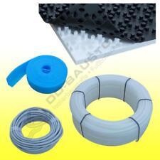 ZEWO Noppensystem «Objekt» Fußbodenheizung - Komplettpaket/Set mit Noppenplatte