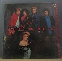HEART Heart 1985 Argentina Vinyl LP EXCELLENT CONDITION  Same self titled S/T