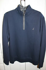 Nautica Sweater Pullover, Navy, Large