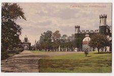 Castle Entrance Bishop Auckland Postcard B588