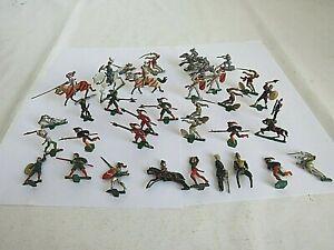 Zinnfiguren Verschiedene Soldaten, Ritter, Pferde, ect...