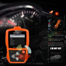 OBD2 Auto Code Reader Scanner Diagnostic Tool Car Engine Check Foxwell NT201 US