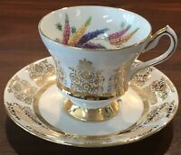 Windsor Bone China England Teacup and Saucer.  Immaculate!