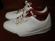 Woman's 9.5 Jordan sneakers white