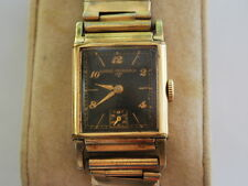 Vintage Girard Perregaux 10KGF 17J Manual Wind Men's Watch -- For Repair