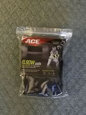 ACE 3M ELBOW PADS ( NEW ) 1 PAIR SHOCK ABSORBING