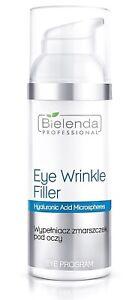 Bielenda Professional Eye Wrinkle Filler Hyaluronic Acid Microspheres 50ml