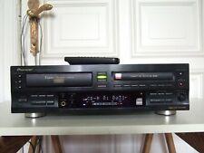 Pioneer PDR-W739 CD Recorder / CD Wechsler mit Fernbedienung, 2 Mängel