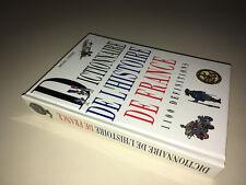 Michel Pierre DICTIONNAIRE DE L'HISTOIRE DE FRANCE 1100 Définitions TBE - DC23B