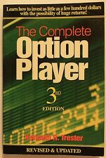 The Complete Option Player by Kenneth R. Trester (1997, Paperback, Revised)