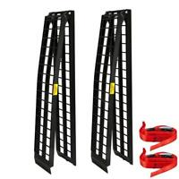 10 ft Arched Aluminum Folding//Collapsing Runner Ramps USA 1012F-2 One Pair