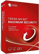 Trend Micro Maximum Security 2020 - 3 Years 3 Device - All platforms - Global