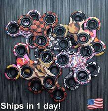 10 Pack Various Color Hand Spinner Fidget Toy EDC Fidget Finger Spinner Focus