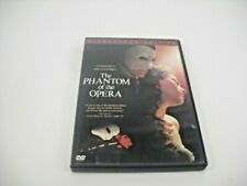 THE PHANTOM OF THE OPERA DVD WIDESCREEN (GENTLY PREOWNED)