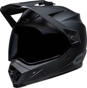 Bell MX-9 Adventure DLX MIPS Helmet - MX Dirt Bike ATV Enduro Dual Sport Adult