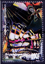 Mali 1995 MNH, Painted Lady Butterflies, Insects