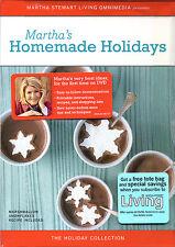 Martha's Homemade Holidays (DVD) **New**