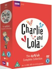Charlie and Lola The Absolutely Complete Collection Series 1+2+3 11DVD R4