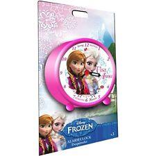 Ufficiale Disney congelato SVEGLIA Anna Elsa Bambini Ragazzi Ragazze festa di compleanno regalo
