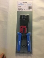 Allen Tel Products AT680 RJ11/RJ45 RATCHETING CRIMP TOOL NEW!