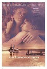 THE PRINCE OF TIDES ~ REGULAR 26x38 MOVIE POSTER Barbra Streisand Nick Nolte