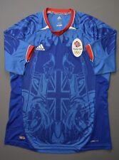4.9/5 GREAT BRITAIN 2011-2012 ORIGINAL FOOTBALL HOME JERSEY SHIRT ADIDAS SIZE L
