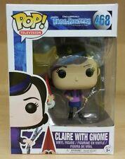 Funko Pop TV Troll Hunters Claire 468 14304
