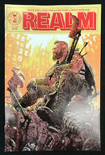 The Realm #1 Tony Moore Variant Cover B Image Comics Walking Dead
