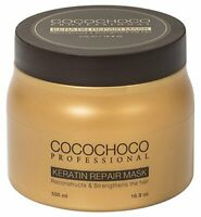 COCOCHOCO After Care Keratin Repair Mask 500 ml  / 17 oz new